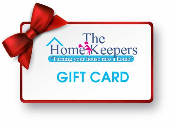 House Cleaning Gift Card | The Home Keepers | Houston Maid ...