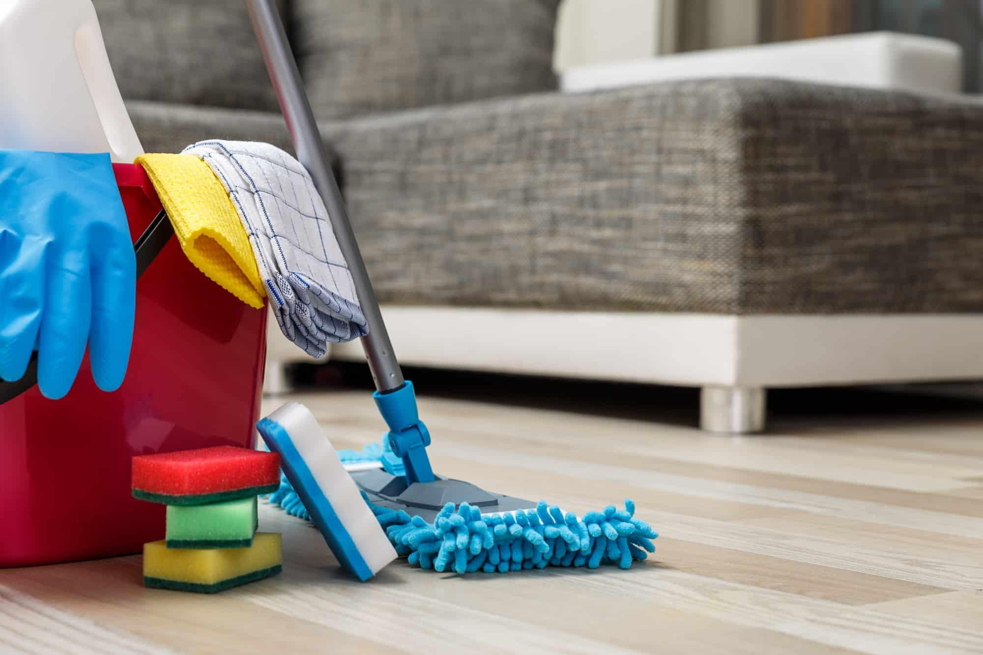 apartment cleaning service