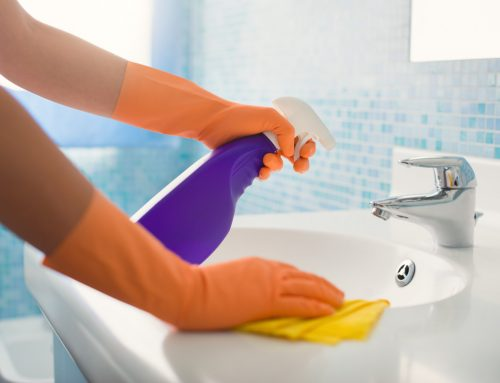 Doing the Dirty Work: The Top 5 Bathroom Cleaning Tips
