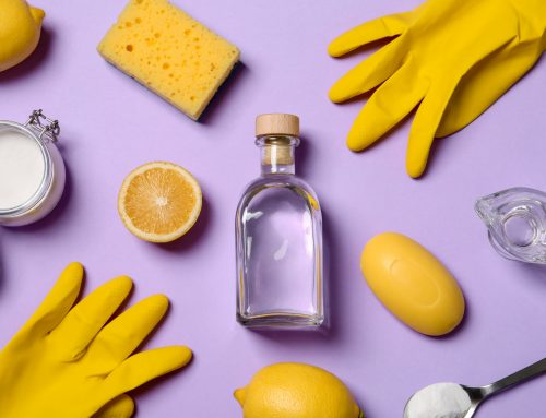 8 Places in Your Home That Benefit from Using Vinegar for Cleaning