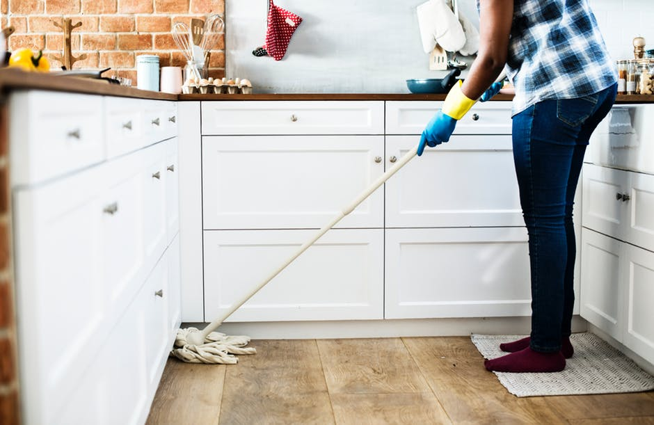 tips for a clean house